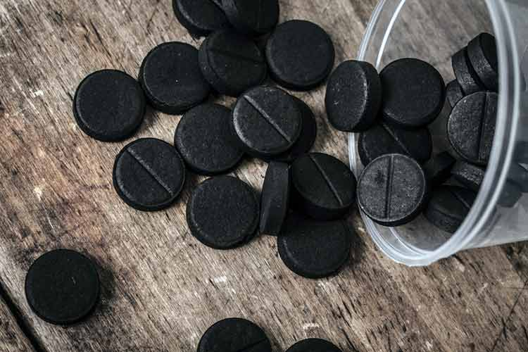 Using Activated Charcoal for Food Poisoning